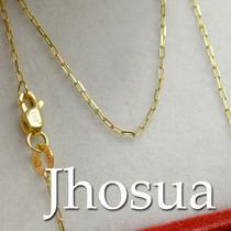 Cadena De Oro 18kilates 60cm / 4,3 Grs. Modelo Forcet Jhosua