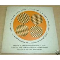 Cuarteto De Cuerdas Gilardo Gilardi Vinilo Argentino