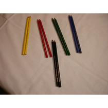 Vendo Lote X 10 Lapices Staedtler Glasochrom 108 20-