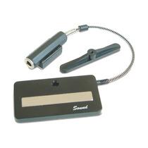 Magnético P/ Violão, Com Barra E Jack Para Ligação