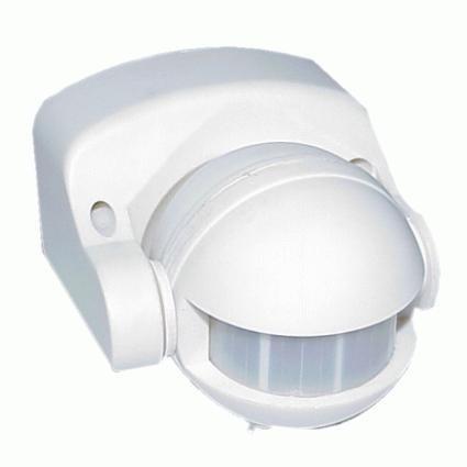 Interruptor con sensor de movimiento 180 grados - Sensor movimiento luz ...