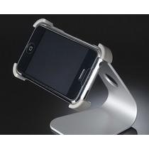 Soporte Stand Pie Iphone Aluminio Importado Premium