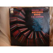 Vinilo Antonio Bisio Y Su Acordeon Bailando P4