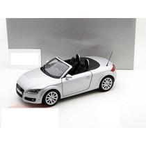 Audi Tt Roadster 2007 - Minichamps 1/18