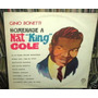 Gino Bonetti Homenaje A Nat King Cole Vinilo Argentino