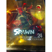 Spawn Series 24 Issue 39, Mcfarlane, Spawn Navideño