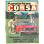 Revista Parabrisas Corsa Número 99