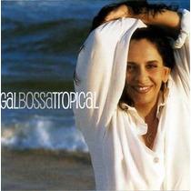 Gal Costa Cd Gal Bossa Tropical