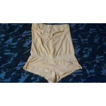 Blusa-shorts Baby Phat Mediana