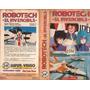 Robotech El Invencible Vhs Dibujos Animados Castellano