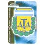 Vamos Argentina Panini Maxi Card # 1 Escudo Afa