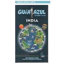 India Guía Azul - Guía De Viaje
