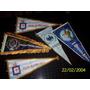 Militaria Lote Banderines Policia Y Otras Fuerzas Antiguos