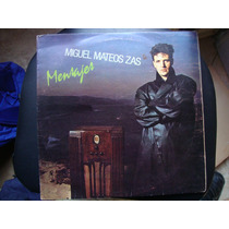 Vinilo Miguel Mateos Zas Mensajes Maxi