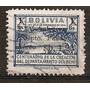 Bolivia Año 1966 Serie De 1v. Yvert Aerea 243 Usada