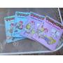 Libros.trabajos Manuales Pinocho.preescolar 4 Tomos