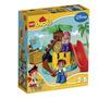 Lego Duplo Jake Y Los Piratas Set Construccion Tesoro 10604