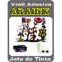 Vinil Adesivo Para Impressora Jato De Tinta A4