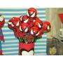 Lapices Con Puntera Del Hombre Araña Spider Man Aviluma