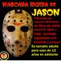 Jason Mask & Costume Terror Horror Movie, David Miller, Mask