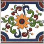 Azulejos-mayolica Con Relieve  Patio Español  Soy Fabricante<br><strong class='ch-price reputation-tooltip-price'>$ 49<sup>00</sup></strong>