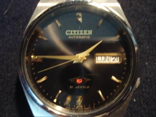 5c78af09954 Reloj Citizen Automatico -   4.890