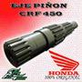 Eje De Piñon Honda Crf 450 Original Siempre En Fas Motos