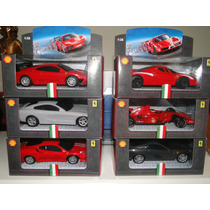 Carros Ferrari / Shell - Coleção Completa
