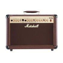 Combo Amplificador Marshall As50d Acustico Violao