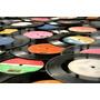 Lote 40 Discos De Vinilo Simples Para Decoracion