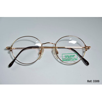 Armação Para Óculos De Grau - Benetton - Ref: 3309