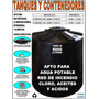 Tanque De 5000 Lts Agua/ Red De Incendio / Efluentes