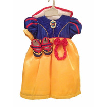Disfraz Blanca Nieves Para Bebe Envío Gratis