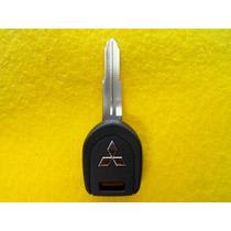 Llave Con Chip Mitsubishi Eclipse Endeavor L200 Envio Gratis