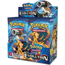 Sobres Xy Evolutions Pokemon!