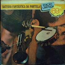 Lp Bateria Fantástica Da Portela(frete Grátis)