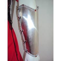 Braceletes Ou Caneleiras Soldado Romano - Performer Angels