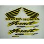 Adesivo Hornet 2006 Amarela, Faixa Original Completa