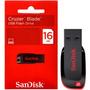 Pen Drive Sandisk 16gb 100% Original Lacrado