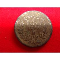 Moneda De Un Centavo 1896