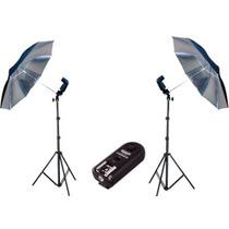 Kit / Estudio Fotografico Profesional Strobist Con 560 Iii