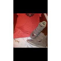 Botines Pavitas Talla 36 Zapatos Dama