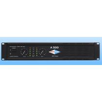 Amplificador De Potencia Meaaudio A500w Frete Gratis!