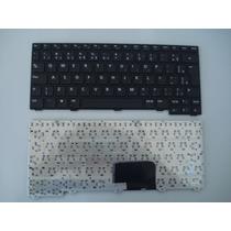Teclado Dell Latitude 2100 Séries Preto - Abnt2 Com Ç