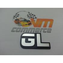 Emblema Gl Cinza Ford 94 Versailles Verona Escort Royale