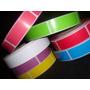 Etiquetas Adesivas Coloridas Impressão Código De Barras