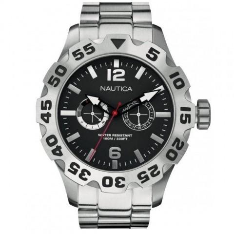 fe8afb8d9b2 Relógio Nautica A20098g - R  699