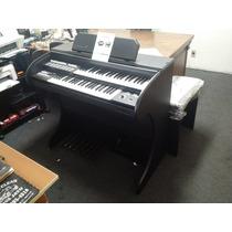 Teclado Musical 44 E 44 Teclas Rohnes Liz Plus Com Equaliz..