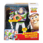Toy Story Buzz Lightyear - Armadura De Accion - Disney Pixar