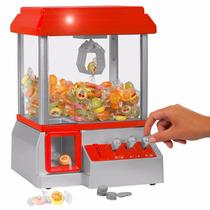 Mini Candy Grabber Atrapa Peluches Con Eliminador Mygeektoy